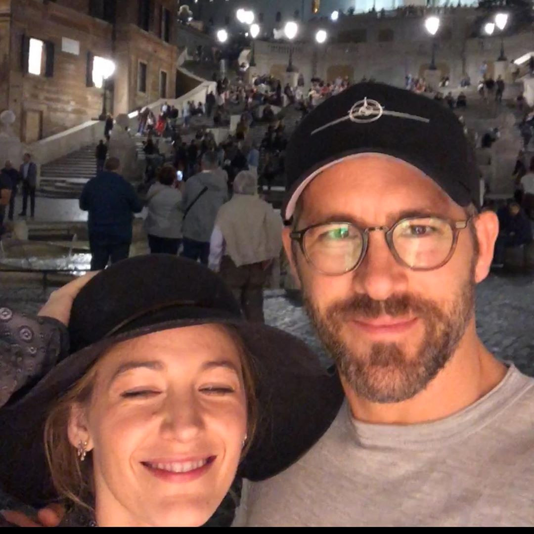 Ryan Reynolds Trolls Pregnant Wife Blake Lively On Her 32nd Birthday With Candid Pics E Online
