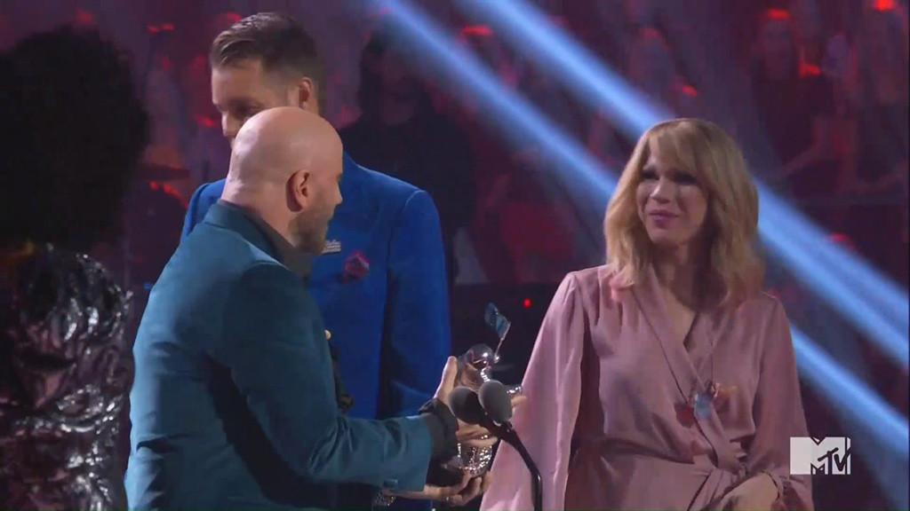 John Travolta, Jade Jolie, 2019 MTV VMAs