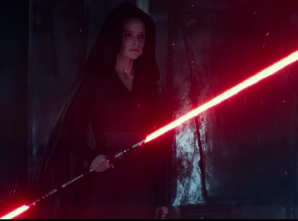 Star Wars: Rise of Skywalker, Daisy Ridley, Rey