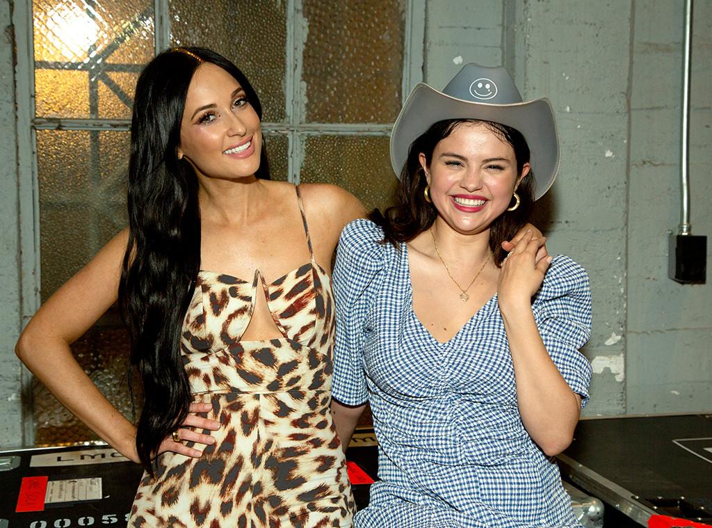 Kacey Musgraves, Selena Gomez