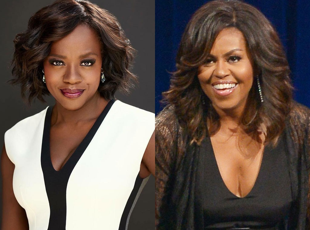 Viola Davis to play Michelle Obama in 'First Ladies'