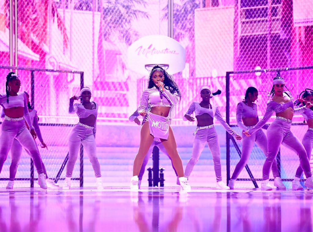 Normani, 2019 MTV Video Music Awards, VMAs, Show