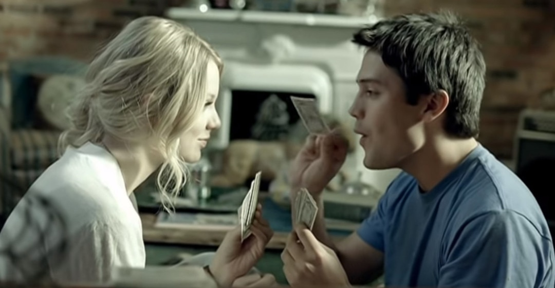Stephen Colletti, White Horse, Taylor Swift Music Video