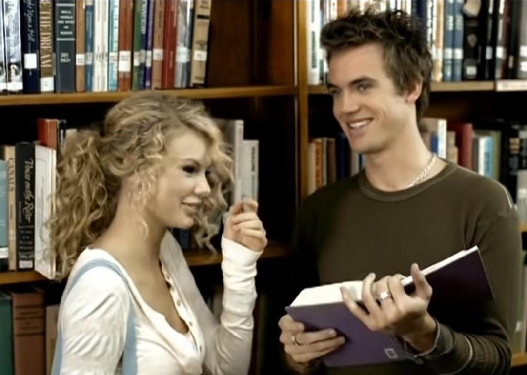 Tyler Hilton, Teardrops on My Guitar, Taylor Swift Video