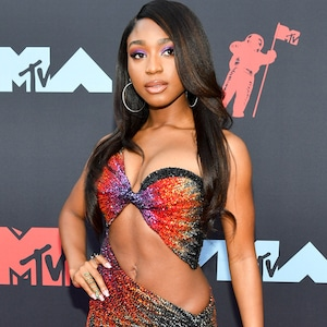 Normani, MTV Video Music Awards, MTV VMA's, Red Carpet Fashion