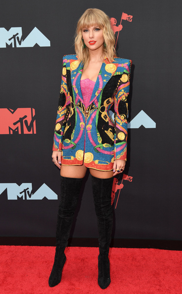 Taylor Swift, MTV Video Music Awards, MTV VMAs, Red Carpet Fashion