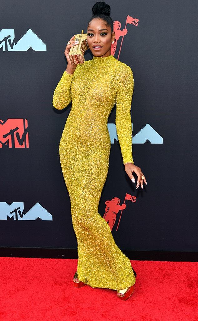 Keke Palmer, 2019 MTV Video Music Awards, VMAs, Red Carpet Fashion
