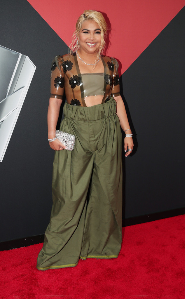 Hayley Kiyoko, MTV Video Music Awards, MTV VMA's, Red Carpet Fashion