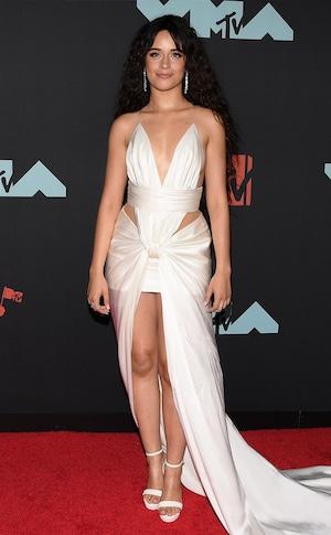 Camila Cabello, MTV Video Music Awards, MTV VMA's, Red Carpet Fashion