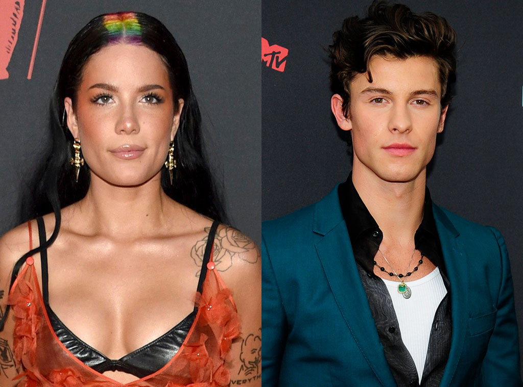 Halsey, Shawn Mendes