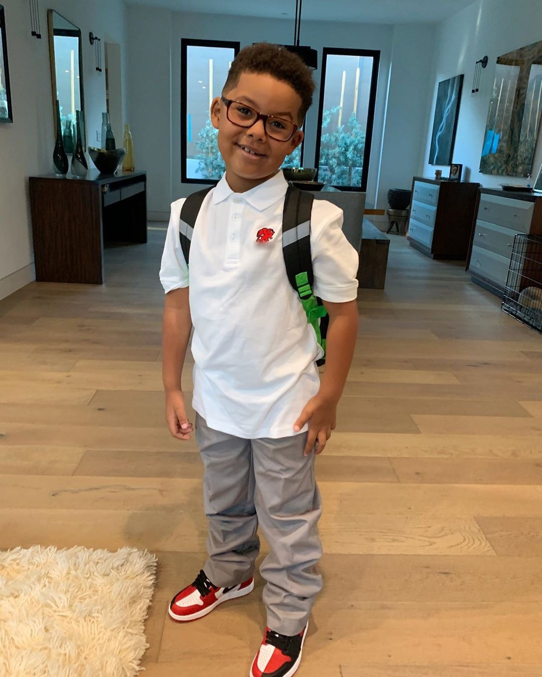 Amber Rose From Celebrity Kids Head Back To School 2019
