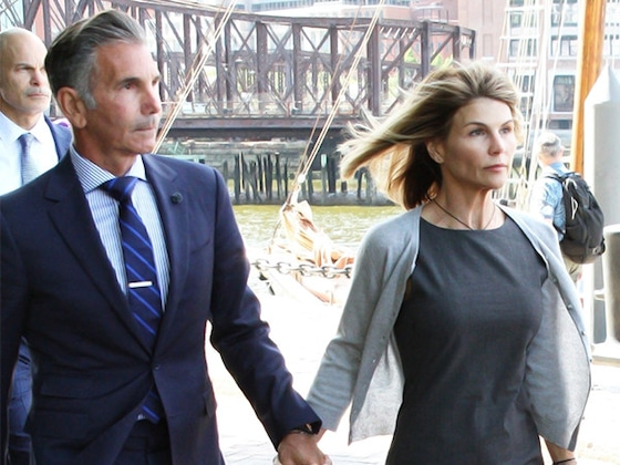 Lori Loughlin and Mossimo Giannulli's Trial Date in College Admissions Scandal Announced