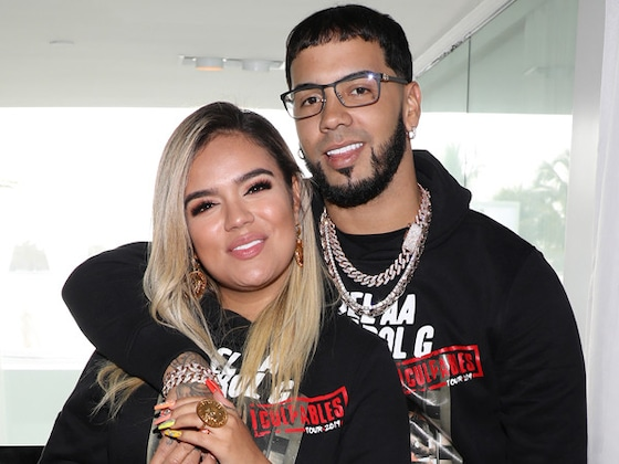 Anuel AA and Karol G Are the Definition of Couple Goals: See Their Cutest Moments