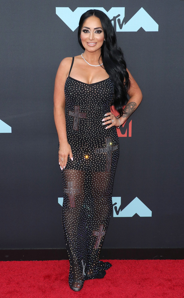 Angelina Pivarnick, MTV Video Music Awards, MTV VMAs, Red Carpet Fashion