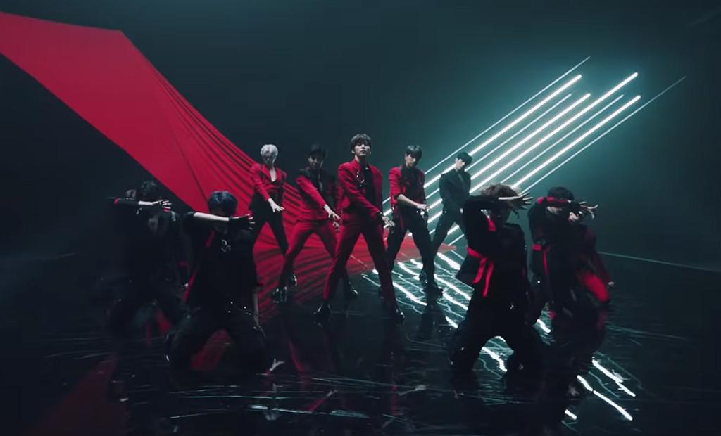 X1, Flash Music Video