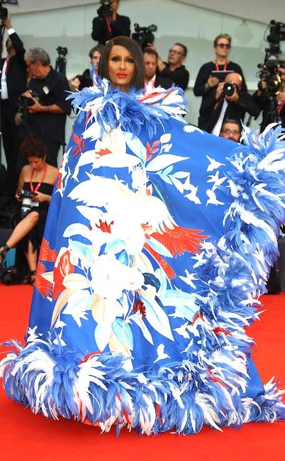 Iman, Venice Film Festival