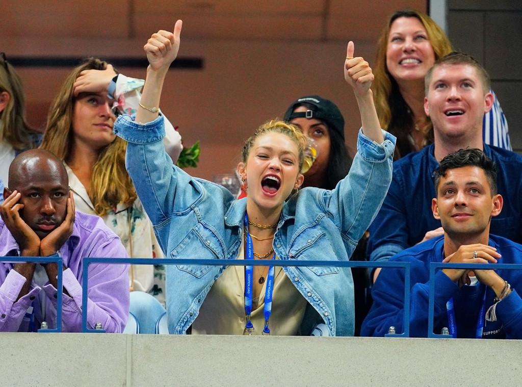 Gigi Hadid, 2019 US Open