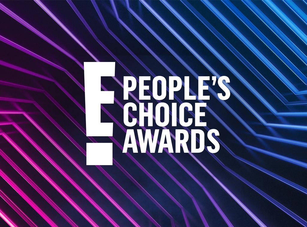 2019 E! Peoples Choice Awards Logo, PCAs