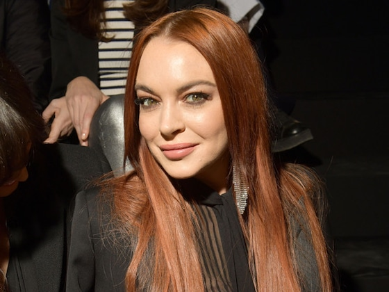 Lindsay Lohan Just Broke Up With a Boyfriend Nobody Knew She Had