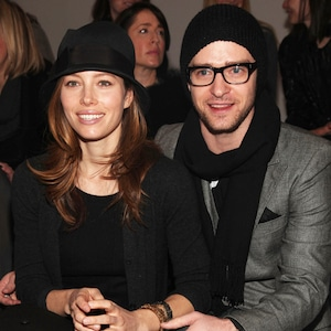 Jessica Biel, Justin Timberlake, Fashion Week Couples