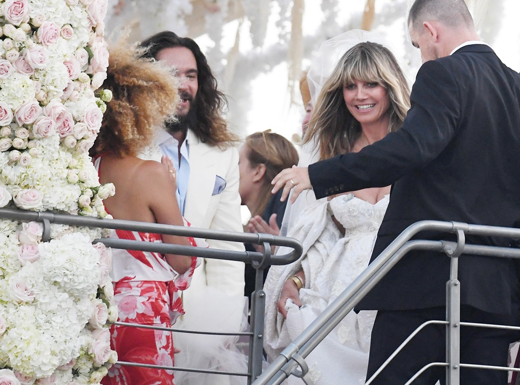 Heidi Klum Ties Knot with Tom Kaulitz for Second Time