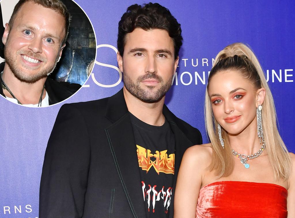 Brody Jenner, Kaitlynn Carter, Spencer Pratt
