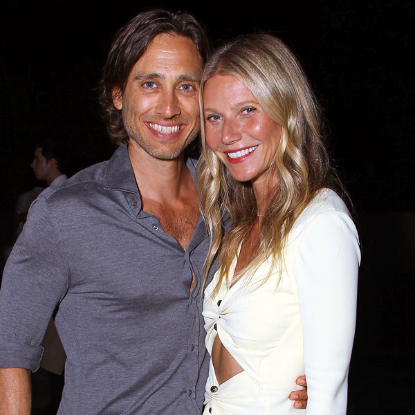 Gwyneth Paltrow and Husband Brad Falchuk Are All Smiles at The Politician Screening