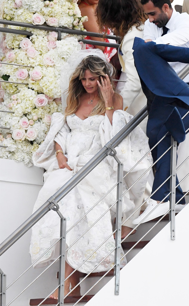 Heidi Klum, Tom Kaulitz, Wedding
