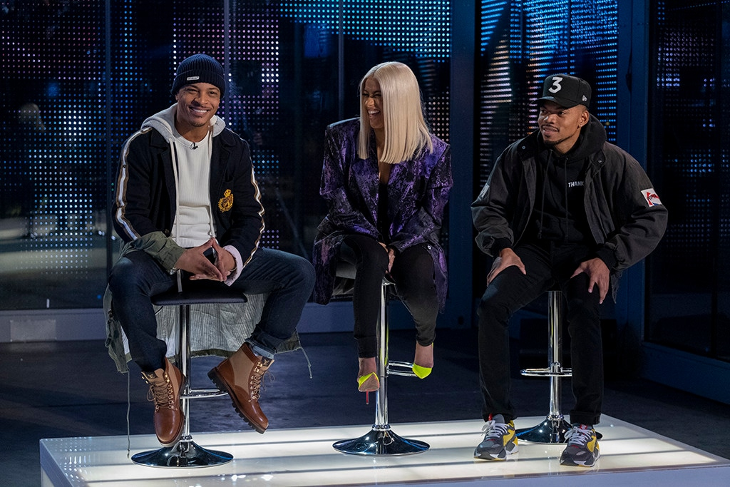 Rhythm + Flow, Cardi B, Chance the Rapper, TI