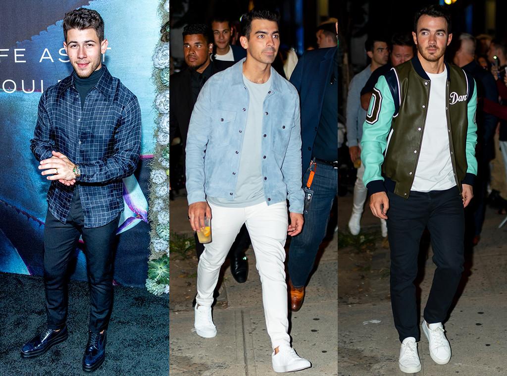 Nick Jonas, Joe Jonas, Kevin Jonas