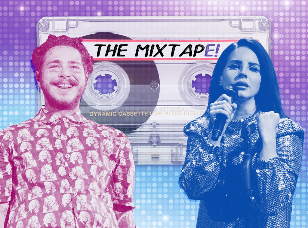 The MixtapE!, Post Malone, Lana Del Rey