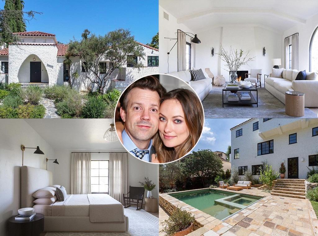 Olivia Wilde, Jason Sudeikis, Silver Lake, real estate