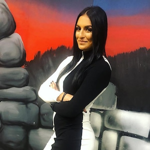 Sonya Deville, Total Divas, Meet New Diva
