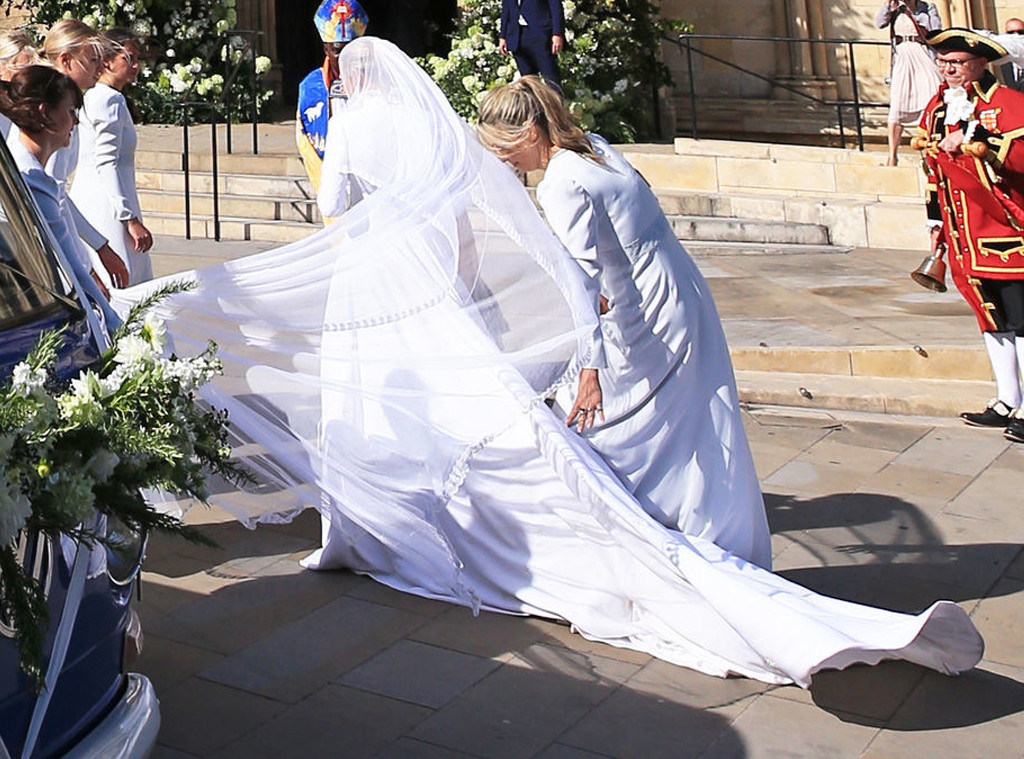 Ellie Goulding, Caspar Jopling Wedding, Dress
