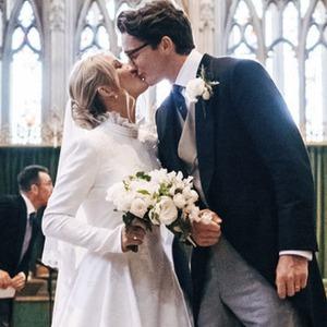Ellie Goulding, Caspar Jopling Wedding