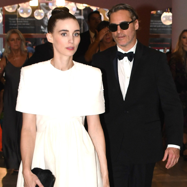Joaquin Phoenix Has A, Uh, Dirty and Fiery Pet Name For Rooney Mara