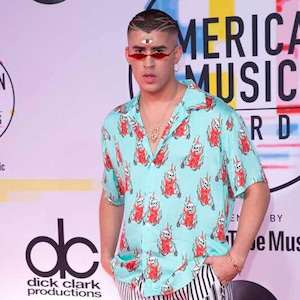 Bad Bunny, 2018 American Music Awards, 2018 AMA's