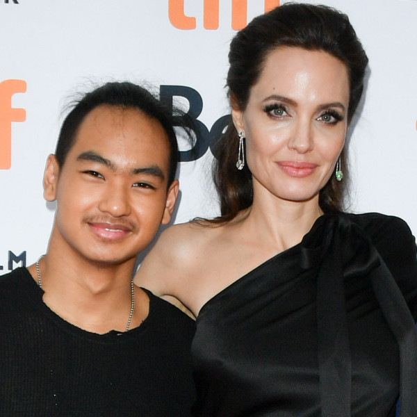 Angelina Jolie Beams With Pride as She Drops Son Maddox Off at College