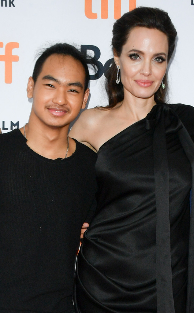 Angelina Jolie Is Very Proud As Son Maddox Enrolls In South Korean University E Online