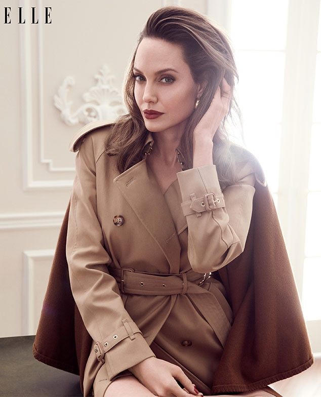 Angelina Jolie, Elle, September 2019