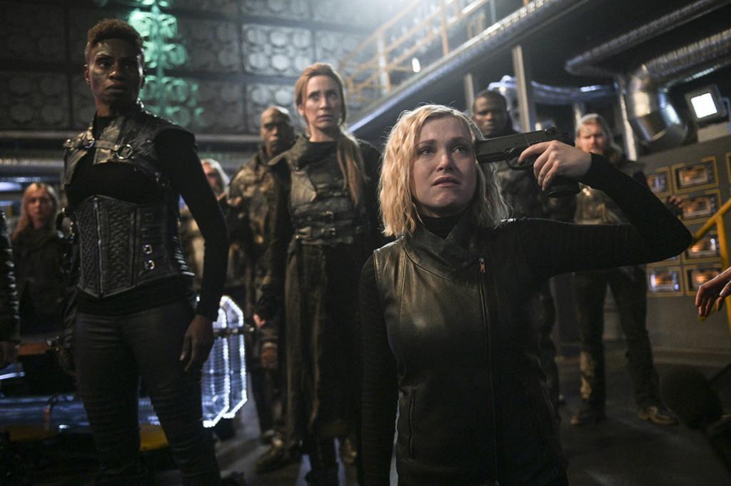 The 100, Season 6 Finale