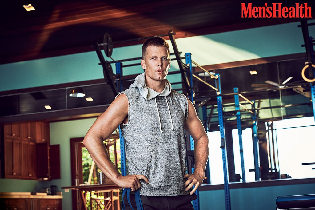 Men's Health, Tom Brady, September 2019