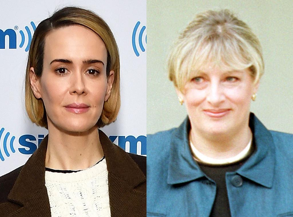 Sarah Paulson, Linda Tripp