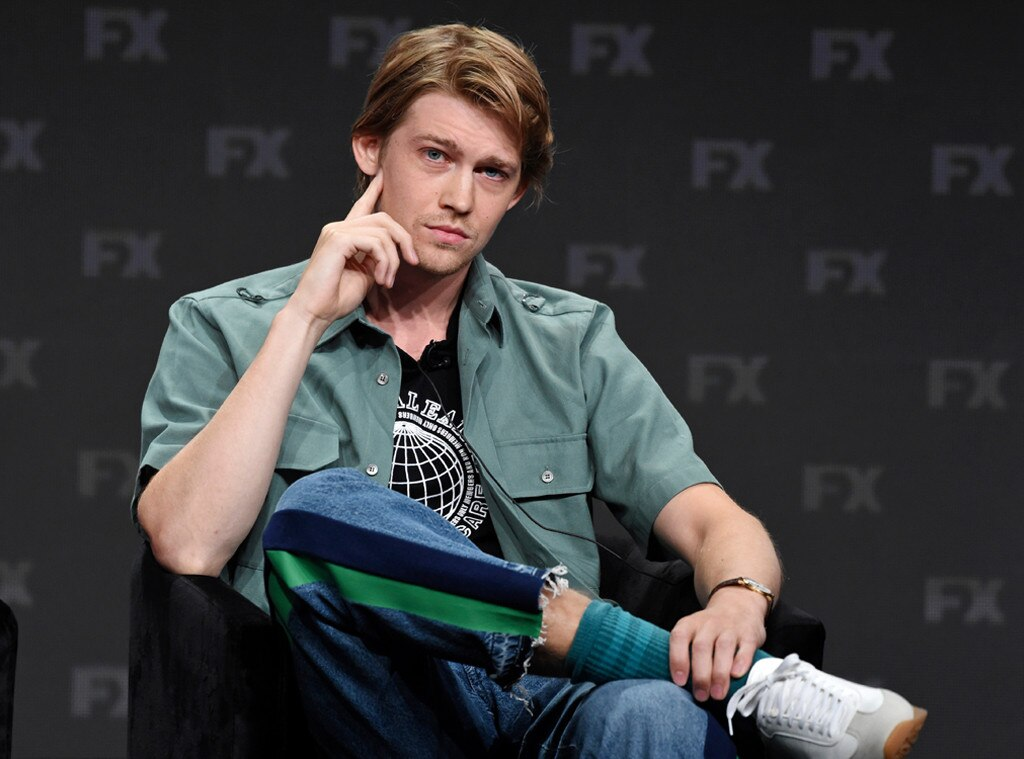 Joe Alwyn, 2019 Television Critics Association Summer Press Tour