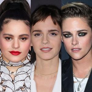 Rosalia, Emma Watson, Kristen Stewart