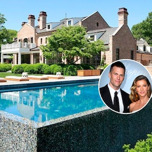 Tom Brady, Gisele Bundchen, House