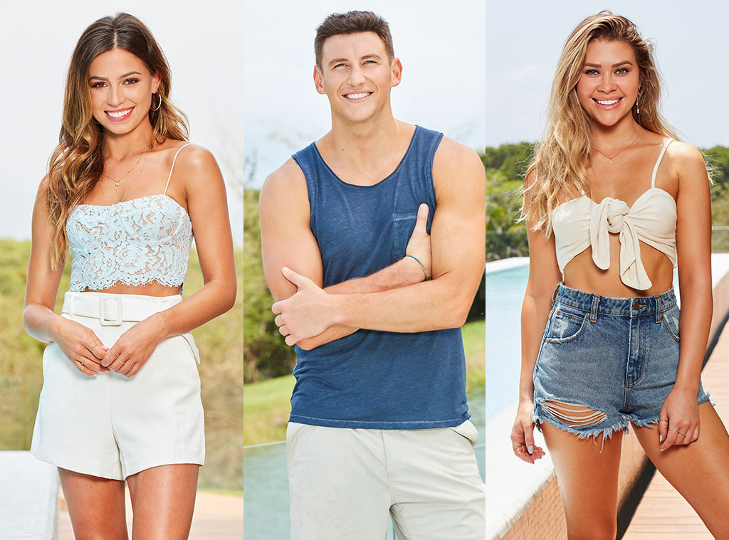 Kristina Schulman, Blake Horstmann, Caelynn Miller-Keyes, Bachelor in Paradise