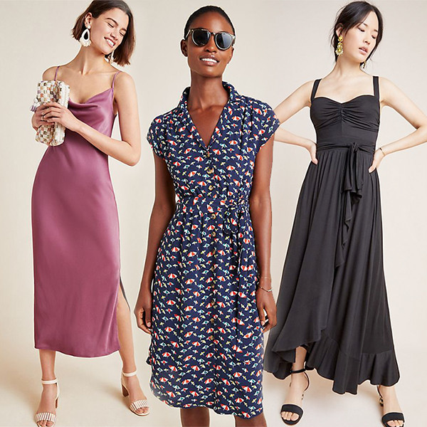 All Anthropologie Dresses Are On Sale: Save Up to 40% Off