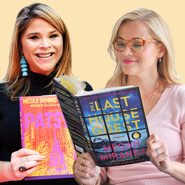 August 2019 Celebrity Book Club Picks From Jenna Bush Hager & More