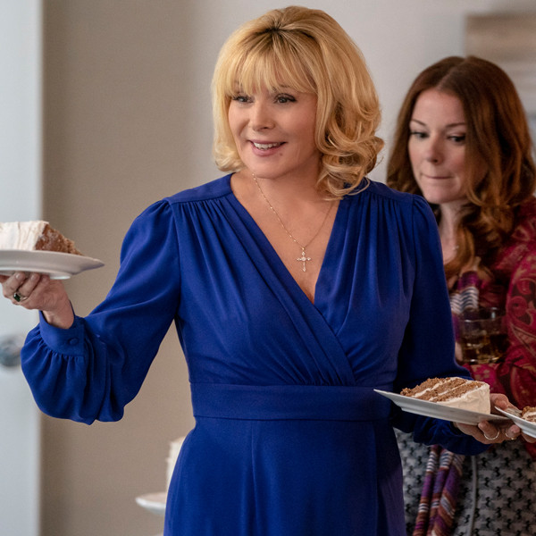 Kim Cattrall Reveals What Samantha Jones Would Think of Her New Filthy Rich Character